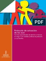 Protocolo de Actuación Del SEAFI