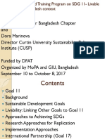 SDGs in Bangladesh