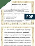 Historia de La Banca Mundial
