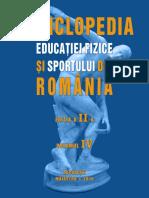 Enciclopedia Sportului - Vol 4