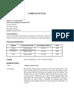 Ajaysingh Resume