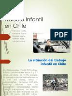 Trabajo Infantil en Chile