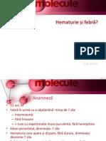 Hematurie Și Febră-Caz Clinic Vasculite