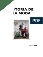36851696 HISTORIA de LA MODA Diferentes Modas Etc Taller Monografico