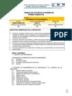 6 .Plan de Estudio Enfermeria 93-240