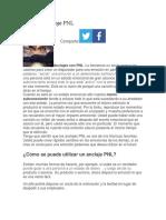 Crear Un Anclaje PNL