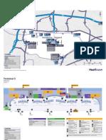 Heathrow T5 Map