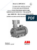 AMDR 355-500 IIB - Instructions for Installation, Operation and Maintenance - DMPB 9016 E Rev3 - RW