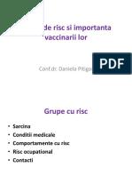 LP3 - Vaccinare Grup Risc