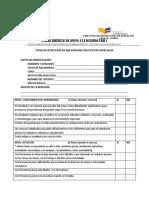 Nueva Ficha de Deteccion Udai