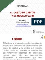Finanzas S6 CPPC - Modelo CAPM