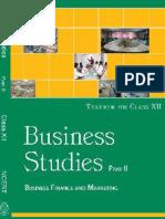 Bussiness Studies II