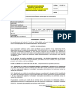 60 FO-MI-211 Acta de Conciliacion