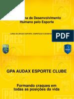 Futebol AUDAX