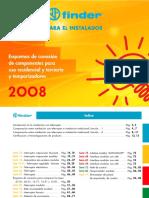 Esquema de Conexiones 2008