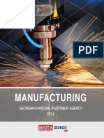 Investment Opportunities in Manufacturing 2016