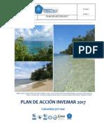 Plan de Accion Invemar 2017