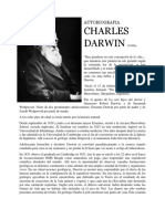 Autobiografia Charles Darwin