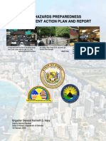 Preparedness Improvement Action Plan and Report