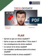 LE STRESS OXYDATIF.pptx