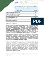 Aula Demonstrativa - Plano de Metas - Economia Brasileira