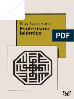 Esoterismo Islámico