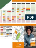 Planning Lappart Caen 14000 Janvier a Juin 2018