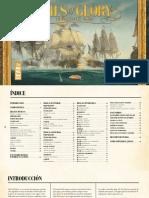 Sails of Glory  - Castellano Reglamento