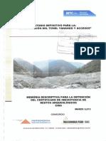 CERTIFICADO DE INEXISTEMCIA DE RESTOS ARQUEOLOGICOS CIRA.pdf