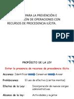 1ra Parte Lavado Dinero