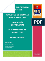 Marketing Trabajo Final