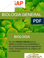 Clase 1 Historia de La Biologia