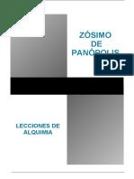 Zosimo de Panopolis - Lecciones.pdf
