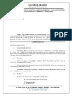 Alvará Judicial - Levantamento de Saldo - Conta Bancária - Falecimento Conjuge - Maria Das Neves