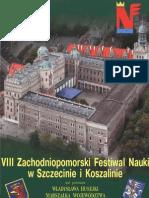 Zachodniopomorski Festiwal Nauki  2008