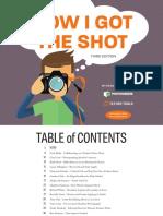 How I Got the Shot Guide, Third Edition
