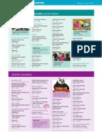 Bendigo Easter Festival 2018 Program
