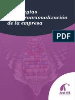 Estrategias internacionalizacion