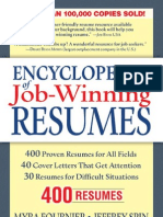 Encyclopedia of Job-Winning Resumes
