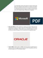 Errores elnel Software