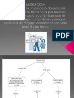 sociologia la migracion