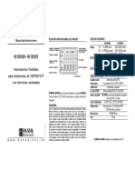 HI 99300 Manual
