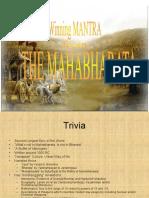 Winning Strategy - Mahabharat (1)