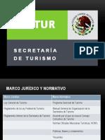 Secretaría de Turismo (SECTUR)