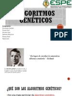 ALGORITMOS-GENÉTICOS