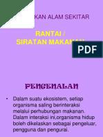 Rantai Siratan Makanan Cgu Najib