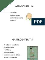 Gastroenteritis Com Unidad