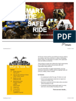 Smart Ride Safe Ride ATV