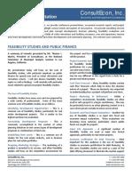 CEI - CP Feasibility Studies