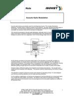 AO Modulation
